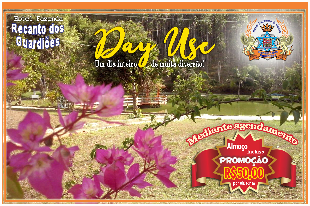 Day Use Promocional